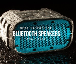 Best Waterproof Speakers