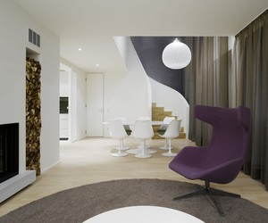 Quant 1 Apartment by Ippolito Fleitz Group
