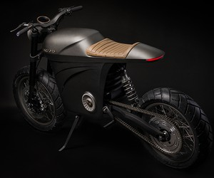 Tarform's Handcrafted Electric Motorcycles