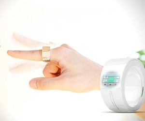 Ring Gesture Controller