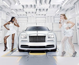 Rolls-Royce Wraith - Inspired by Fashion