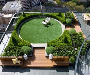 Stunning Rooftop Terraces That Inspire