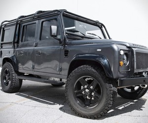Land Rover Defender Project XIII