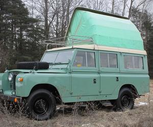 1966 Land Rover Camper