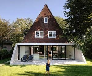 Netherlands SH House by baksvanwengerden