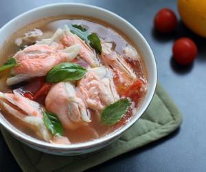 Salmon Fin Soup