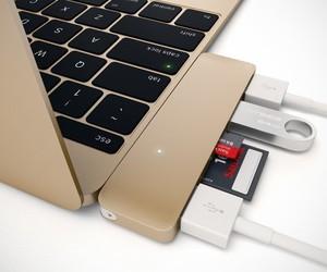 Satechi Type C USB 3 in 1 Hub