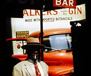 1950ies New York City Photography by Sail Leiter