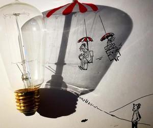 """Shadowlogy"" by Illustrator Vincent Bal"