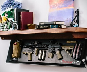 Tactical Walls Shelving