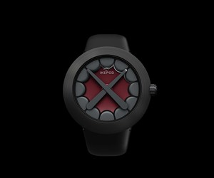 Ikepod Horizon Wristwatch x Kaws
