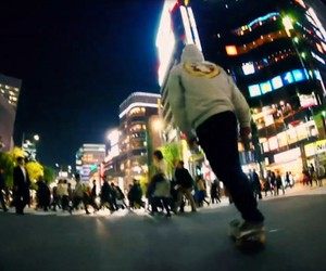 adidas Skateboarding x Silas Baxter-Neal in Tokyo