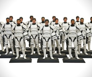 Custom Stormtrooper Action Figures