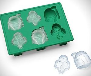Boba Fett Ice Cubes