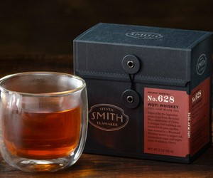 HOT: BARREL-AGED TEAS FROM STEVEN SMITH TEAMAKER
