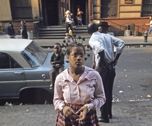 Summer of 1970 in Harlem/NYC by Jack Garofalo