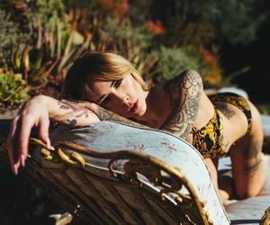"""""""Sunny Bunny"""" feat. Tattoo-Model Alysha Nett"""