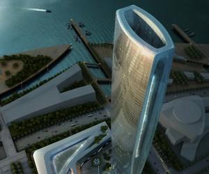 Concept: Suzhou Center in Wujiang, China