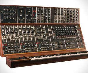 Moog System 55 Modular Synthesizer