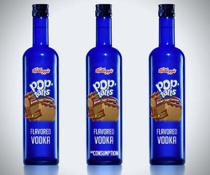 Pop-Tarts Breakfast Booze