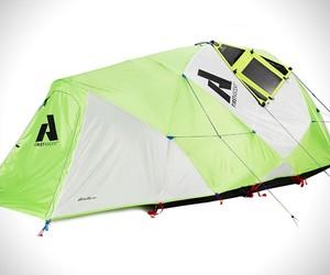 Solar Camping Tent