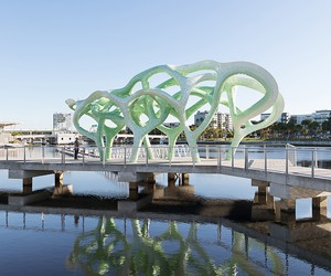 Form of Wander, Tampa / Marc Fornes / THEVERYMANY