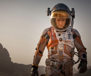 "RIDLEY SCOTT'S ""THE MARTIAN"" MOVIE REVIEW"
