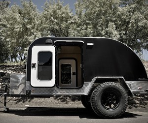 Summit Camper Trailer
