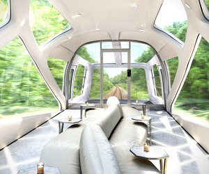 Ferrari Luxury Travel Train