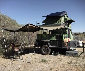 Ugoat Scout ATV Camping Trailer