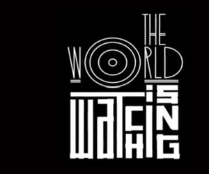The World is Watching by Rik Cordero x Spike Lee