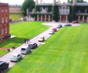 Tilt-Shift Photography With A Samsung Galaxy S2