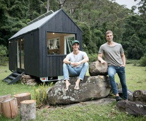 Unyoked rented tiny houses