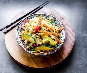 Mixed Vegetable Teppanyaki