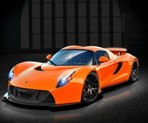 Venom GT2 Supercar by Hennessey