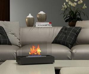 Vigo Ventless Table Top Fireplace