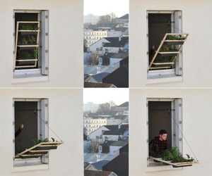 Volet Vegetal Window Garden