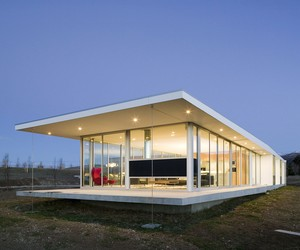 Wanaka House by Crosson Clarke Carnachan