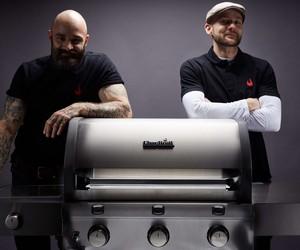 WHUDAT x Char-Broil start the BBQ Season