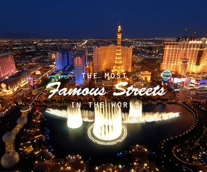 The Most Famous Streets in the World