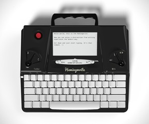 Hemingwrite Typewriter