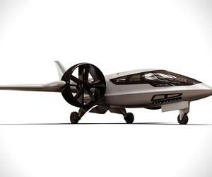 Trifan 600 Personal VTOL Aircraft