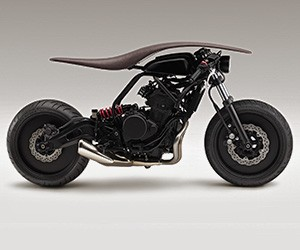 What if Musicians Designed Motorcycles?