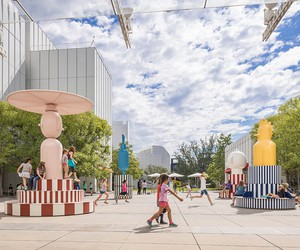Merry Go Zoo by Jaime Hayon at High Museum of Art