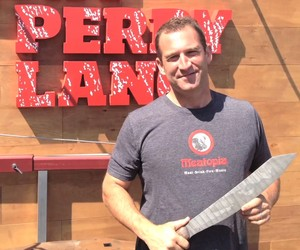 Adam Perry Lang Shows Us the Tools of Great BBQ