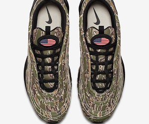 Nike releases the Air Max 97 in camouflage