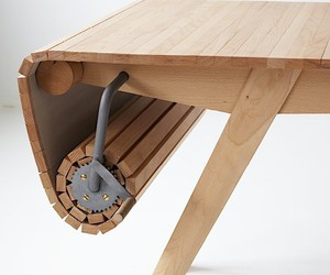 Simply awesome: Extendable table