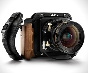 Phase One & Alpha 80 MP Camera
