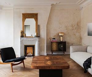 Diego Delgado Elias modernizes a historic flat