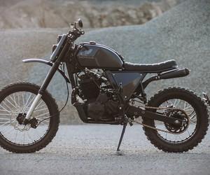 Asphalt and Gravel Honda Dominator